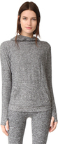 Beyond Yoga Featherweight Space Dye Pullover