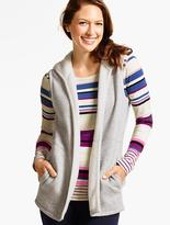 Talbots Hooded Vest
