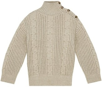 Nanushka Devin Long-Sleeve Turtleneck