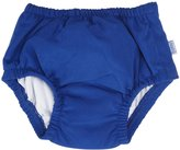 I Play Ultimate Snap Swim Diaper (Baby/Toddler) - White-3T