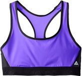 Calvin Klein Women's Flex Motion Medium Impact Racerback Sports Bra