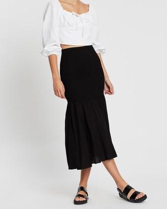 MLM Label Cava Midi Skirt