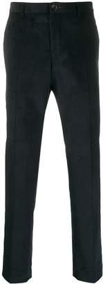 Paul Smith straight-leg corduroy trousers