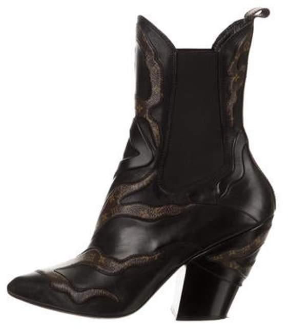 cd96b367c9f Fireball Leather Boots Black Fireball Leather Boots