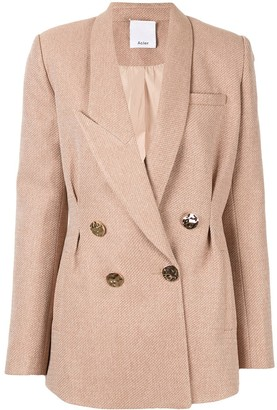 Acler Esso double-breasted blazer