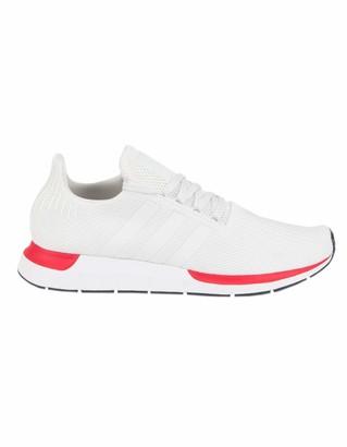 adidas mens Swift Run Sneaker Crystal White Crystal White Cloud White 10.5 US