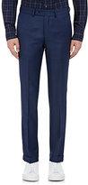 Barneys New York Men's Birdseye-Weave Trousers