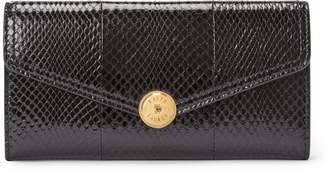 Ralph Lauren Logo-Snap Ayers Wallet