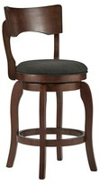"Homelegance Calder Swivel 24"" Counter Stool Wood"