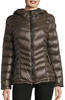 Calvin Klein Down-Filled Packable Short Jacket