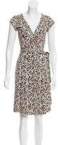 Diane von Furstenberg Silk Kye Dress