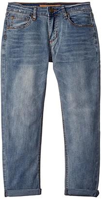 Joe's Jeans Soder Fit in Beaten Blue Wash (Big Kids) (Beaten Blue Wash) Boy's Jeans