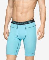 Calvin Klein Men's Micro Performance Cyclist Shorts, 2-Pk.