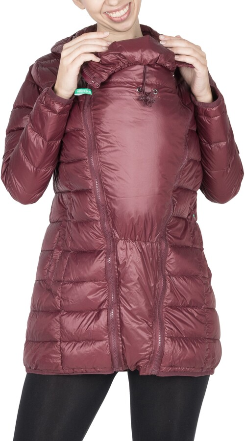 Thumbnail for your product : Modern Eternity 3-in-1 Down Maternity Puffer Jacket