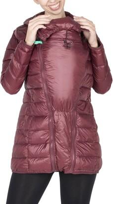 Modern Eternity 3-in-1 Down Maternity Puffer Jacket