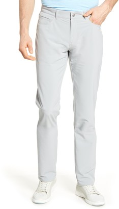 Peter Millar Double Weave Stretch Trousers