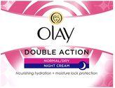 Olay Double Action Moisturiser Night Cream 50ml