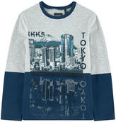 Ikks Bi-colored T-shirt