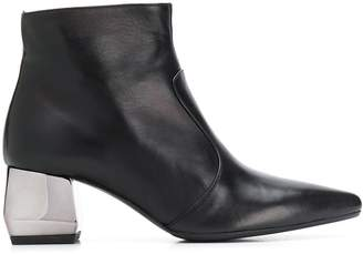 Anna Baiguera pointed ankle boots