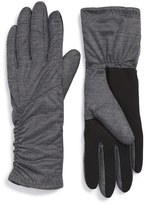 URBAN RESEARCH Women's Touchscreen Compatible Gloves