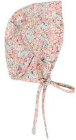 Bonpoint Girls' Floral Print Bonnet
