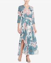 Catherine Malandrino Larissa Floral-Print Maxi Dress