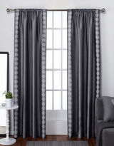 Home Outfitters Two-Pack Tiffany Back Tab Window Panels