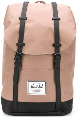Herschel Retreat contrasting strap backpack