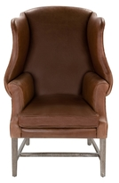 Safavieh Couture Fay Wing Chair