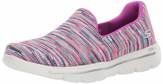 Skechers Women GO Walk Evolution Ultra-FRENZIED Sneaker