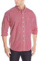 Dockers Big & Tall Framed Gingham Shirt