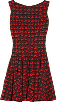 Issa Patterned woven dress