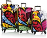 Heys Britto A New Day 3-Piece Hardside Spinner Luggage Set