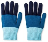 Women's Colorblock Tech Touch Glove - Mossimo Supply Co.