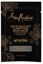 Shea Moisture SheaMoisture® African Black Soap Clarifying Mud Mask - Tamarind Extract & Tea Tree Oil - .5oz