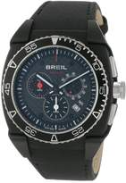 Breil Milano Mediterraneo Chronograph Black Dial Men's #BW0581