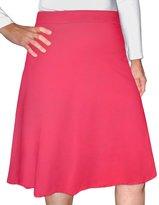 Kosher Casual Kids Big Girls' A-Line Knee Length Skirt