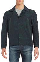 Carlos Campos Camo Print Jacket