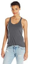 American Apparel Women's 50/50 Poly Cotton Racerback Tank Top
