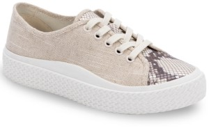 Dolce Vita Valor Lace-Up Sneakers Women's Shoes