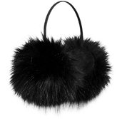 Betsey Johnson xox Trolls Faux-Fur Ear Muffs, Only at Macy's
