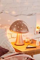 Urban Outfitters Mushroom Resin Table Lamp