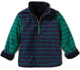 Joules Little Boys 3-6 Thomas Reversible Sweatshirt