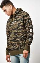 Young & Reckless Malachi Camouflage Pullover Hoodie