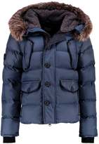 Superdry Chinook Winter Jacket Navy