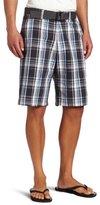 Wrangler Men's Genuine Miami Chino Short