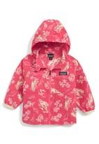 Patagonia Infant Girl's 'Baggies(TM)' Water Repellent Windbreaker Jacket