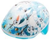 Frozen Olaf Toddler Helmet - White