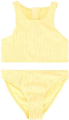 Duskii Girl Amelie zip bikini set