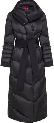 Post Card Papias Long Puffer Coat